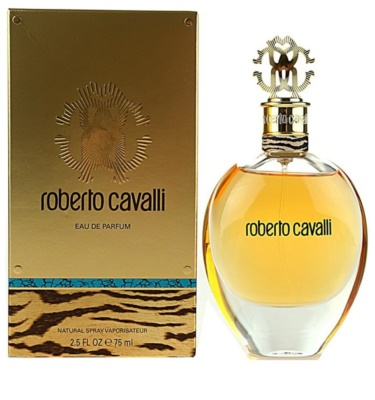 Roberto Cavalli Roberto Cavalli for women Eau de Parfum para mulheres