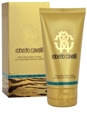 Roberto Cavalli Roberto Cavalli for women mleczko do ciała dla kobiet