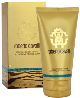 Roberto Cavalli Roberto Cavalli for women тоалетно мляко за тяло за жени
