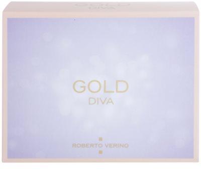 Roberto Verino Gold Diva eau de parfum nőknek 4