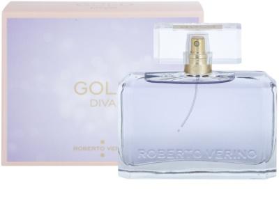 Roberto Verino Gold Diva eau de parfum nőknek 1