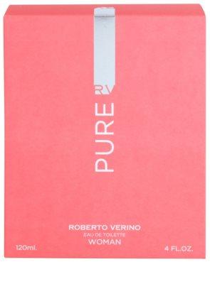 Roberto Verino Pure For Her Eau de Toilette para mulheres 1