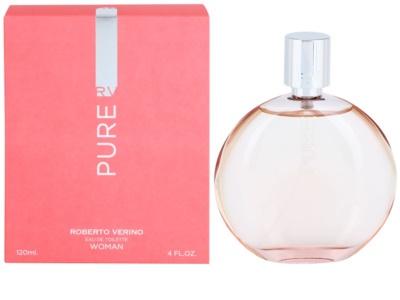 Roberto Verino Pure For Her Eau de Toilette para mulheres