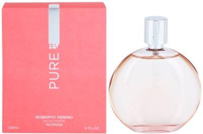 Roberto Verino Pure For Her woda toaletowa dla kobiet