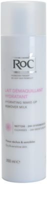 RoC Démaquillant leche desmaquillante hidratante para pieles sensibles y secas