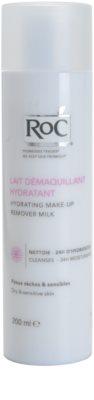 RoC Démaquillant vlažilno mleko za odstranjevanje ličil za občutljivo in suho kožo