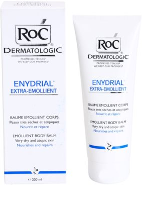 RoC Enydrial zmiękczający balsam do ciała 2