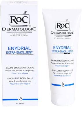RoC Enydrial зволожуючий бальзам для тіла 2