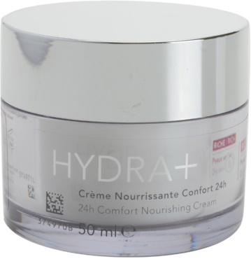 RoC Hydra+ crema nutritiva para pieles secas