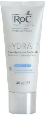 RoC Hydra+ crema hidratante para pieles normales y mixtas