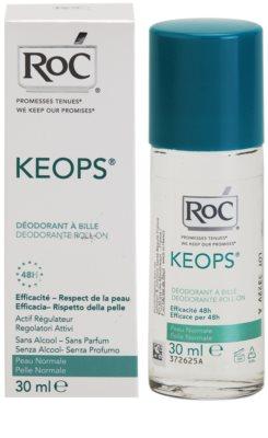 RoC Keops Roll-On Deodorant 2