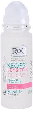RoC Keops Sensitive dezodorant roll-on pre citlivú pokožku 2
