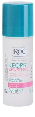 RoC Keops Sensitive dezodorant roll-on za občutljivo kožo