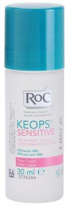 RoC Keops Sensitive roll-on dezodor az érzékeny bőrre