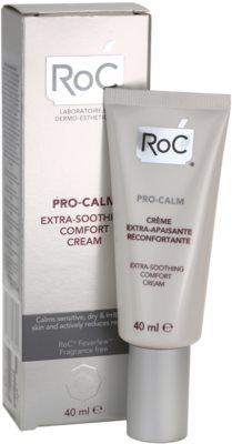 RoC Pro-Calm die beruhigende Creme für trockene Haut 1