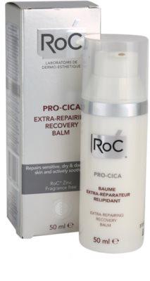 RoC Pro-Cica erneuernder Balsam für trockene und gereizte Haut 2