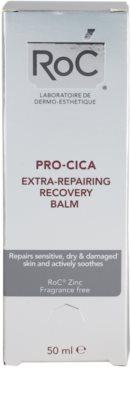 RoC Pro-Cica erneuernder Balsam für trockene und gereizte Haut 4