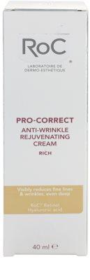 RoC Pro-Correct regeneráló krém a ráncok ellen 3