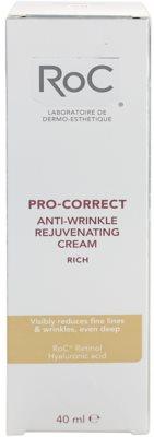 RoC Pro-Correct regenerierende Creme gegen Falten 3