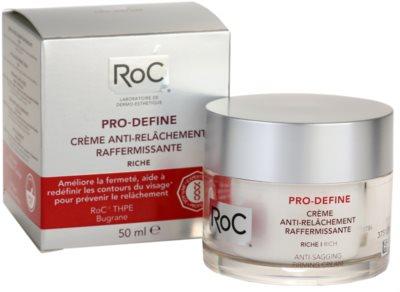 RoC Pro-Define učvrstitvena krema 2