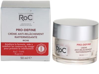 RoC Pro-Define lift crema de fata pentru fermitate 3