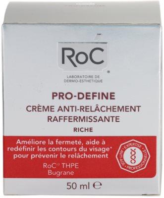 RoC Pro-Define lift crema de fata pentru fermitate 4