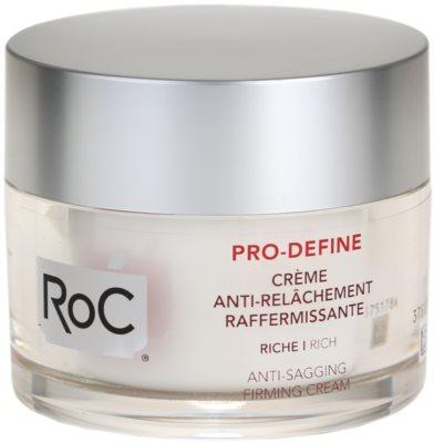 RoC Pro-Define feszesítő krém