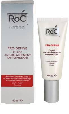 RoC Pro-Define fluid a feszes bőrért 2