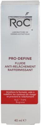 RoC Pro-Define Fluid zur Festigung der Haut 3