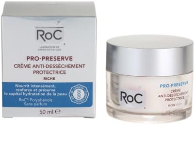RoC Pro-Preserve védőkrém száraz bőrre 3