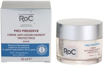RoC Pro-Preserve crema protectoare ten uscat 3