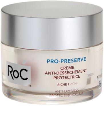 RoC Pro-Preserve védőkrém száraz bőrre
