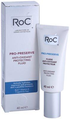 RoC Pro-Preserve fluid protector antioxidant 1