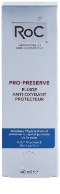 RoC Pro-Preserve fluid protector antioxidant 3