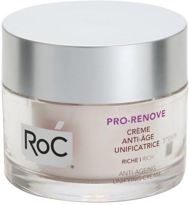 RoC Pro-Renove уеднаквяващ подхранващ крем анти стареене