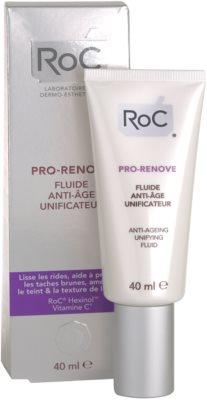 RoC Pro-Renove fluido unificador anti-idade 1
