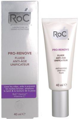 RoC Pro-Renove fluido unificador anti-idade 2