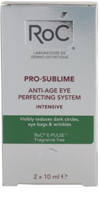 RoC Pro-Sublime intensive Pflege gegen Schwellungen und Augenringe 3