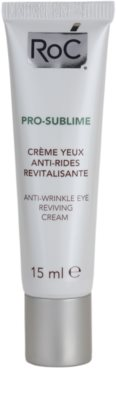 RoC Pro-Sublime крем для шкіри навколо очей проти зморшок