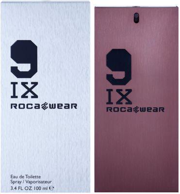 Rocawear 9IX Eau de Toilette pentru barbati
