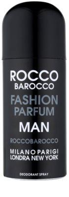 Roccobarocco Fashion Man дезодорант-спрей для чоловіків