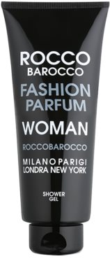 Roccobarocco Fashion Woman гель для душу для жінок