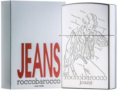 Roccobarocco Jeans Pour Femme Eau de Parfum für Damen 1