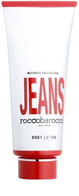 Roccobarocco Jeans Pour Femme leche corporal para mujer