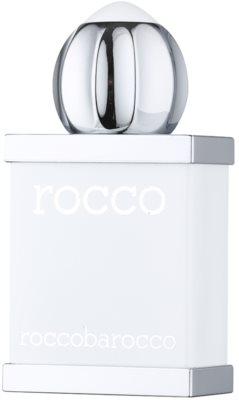 Roccobarocco Rocco White For Men toaletna voda za moške