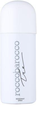 Roccobarocco Tre дезодорант-спрей для жінок