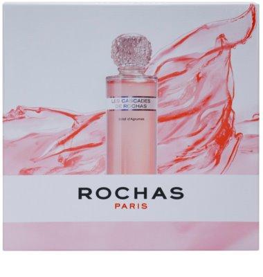 Rochas Les Cascades de Rochas - Eclat d'Agrumes подаръчен комплект 3