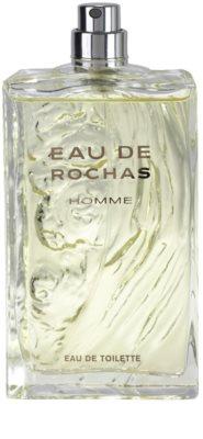 Rochas Eau de Rochas Homme toaletní voda tester pro muže