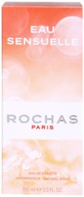 Rochas Eau Sensuelle Eau de Toilette für Damen  ohne Zerstäuber 4