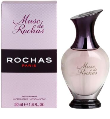 Rochas Muse de Rochas eau de parfum nőknek